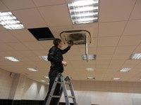 Демонтажные работы по электрике город Казань