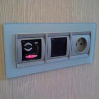 Монтаж, ремонт, замена розеток Казань